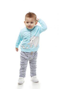 Cango elevandiga pusa Kampsunid, pusad, jakid - HellyK - Kvaliteetsed lasteriided, villariided, barefoot jalatsid