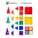 CONNETIX 62 piece pack with logo