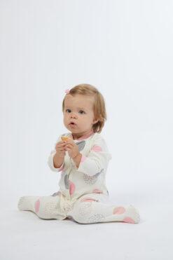 Toakombe, Mummud, valge Lasteriided - HellyK - Kvaliteetsed lasteriided, villariided, barefoot jalatsid