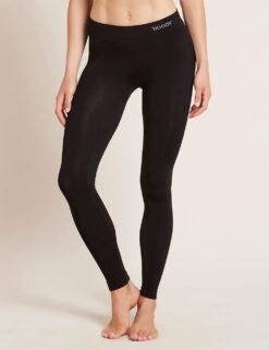 Boody retuusid Full Leggings- Black Naistele - HellyK - Kvaliteetsed lasteriided, villariided, barefoot jalatsid