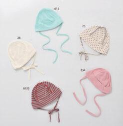 Bourette´i siidist müts, White Lasteriided - HellyK - Kvaliteetsed lasteriided, villariided, barefoot jalatsid