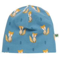 Rebastega müts, Fred´s World Green Cotton - HellyK - Kvaliteetsed lasteriided, villariided, barefoot jalatsid