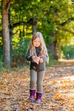 Paksud villased retuusid, Rohekad Lasteriided - HellyK - Kvaliteetsed lasteriided, villariided, barefoot jalatsid