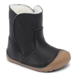 Bundgaard Petit Winter Boot, Black Laste barefoot jalatsid - HellyK - Kvaliteetsed lasteriided, villariided, barefoot jalatsid