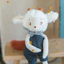 Väike lammas Nuage Mänguasjad - HellyK - Kvaliteetsed lasteriided, villariided, barefoot jalatsid