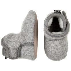Villased papud, Hall Lasteriided - HellyK - Kvaliteetsed lasteriided, villariided, barefoot jalatsid