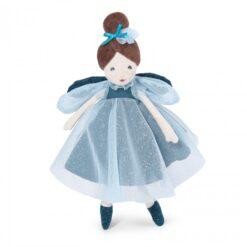 Väike Haldjanukk, Sinine Mänguasjad - HellyK - Kvaliteetsed lasteriided, villariided, barefoot jalatsid
