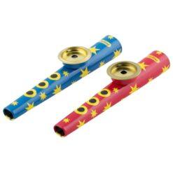 Goki Kazoo, punane Mänguasjad - HellyK - Kvaliteetsed lasteriided, villariided, barefoot jalatsid