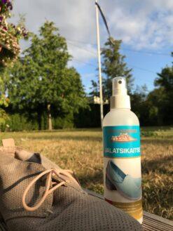 Goldenmix Jalatsikaitse 250 ml Hooldusvahendid ja tarvikud - HellyK - Kvaliteetsed lasteriided, villariided, barefoot jalatsid