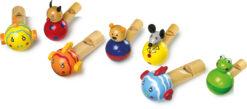 Puidust flööt Mänguasjad - HellyK - Kvaliteetsed lasteriided, villariided, barefoot jalatsid