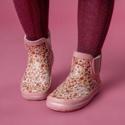 Mikk Line madalad kummikud, Burlwood Kummikud - HellyK - Kvaliteetsed lasteriided, villariided, barefoot jalatsid