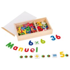 Goki magnetilised tähed ja numbrid Mänguasjad - HellyK - Kvaliteetsed lasteriided, villariided, barefoot jalatsid