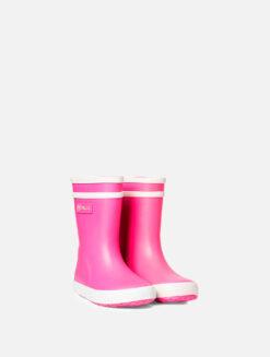 Aigle Baby Flac, New Rose Kummikud - HellyK - Kvaliteetsed lasteriided, villariided, barefoot jalatsid