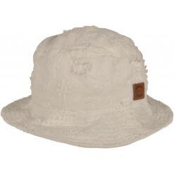 Mikk-Line päikesekaitsemüts kaabu UPF50, White Lasteriided - HellyK - Kvaliteetsed lasteriided, villariided, barefoot jalatsid