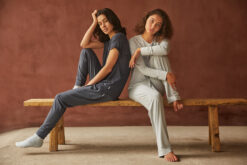 Boody Downtime Lounge Pants, Storm Naistele - HellyK - Kvaliteetsed lasteriided, villariided, barefoot jalatsid