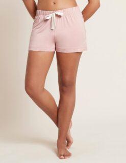 Boody Goodnight Sleep Shorts, Dusty Pink Naistele - HellyK - Kvaliteetsed lasteriided, villariided, barefoot jalatsid