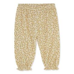 Konges Slojd Chleo püksid, Buttercup-yellow Lasteriided - HellyK - Kvaliteetsed lasteriided, villariided, barefoot jalatsid