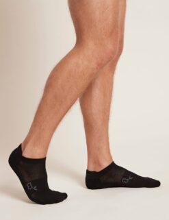 Boody Men's Active Sport Socks- Black Meestele - HellyK - Kvaliteetsed lasteriided, villariided, barefoot jalatsid