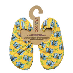 Slipstop sussid, Twins , lastele Basseinisussid lastele - HellyK - Kvaliteetsed lasteriided, villariided, barefoot jalatsid