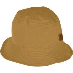 Mikk-Line päikesekaitsemüts kaabu, UPF50, Cumin Lasteriided - HellyK - Kvaliteetsed lasteriided, villariided, barefoot jalatsid