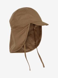 En Fant päikesekaitsemüts nokaga, SPF50, Toasted Coconut Lasteriided - HellyK - Kvaliteetsed lasteriided, villariided, barefoot jalatsid