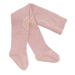 GoBabyGo libisemiskindlad sukkpüksid, Dusty Rose Lasteriided - HellyK - Kvaliteetsed lasteriided, villariided, barefoot jalatsid