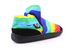 Paperkrane LOVE IS LOVE tossud Laste barefoot jalatsid - HellyK - Kvaliteetsed lasteriided, villariided, barefoot jalatsid