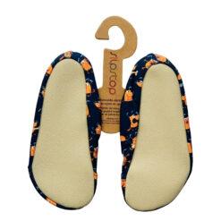 Slipstop sussid, Lucky Pupy, lastele Basseinisussid lastele - HellyK - Kvaliteetsed lasteriided, villariided, barefoot jalatsid