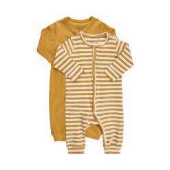 Minymo orgaanilisest puuvillast toakombed, Amber Gold Lasteriided - HellyK - Kvaliteetsed lasteriided, villariided, barefoot jalatsid