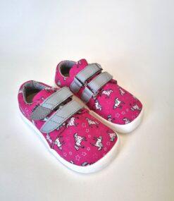 Beda Boty tossud, Unicorn Laste barefoot jalatsid - HellyK - Kvaliteetsed lasteriided, villariided, barefoot jalatsid
