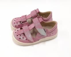 Beda Janette sandaalid Laste barefoot jalatsid - HellyK - Kvaliteetsed lasteriided, villariided, barefoot jalatsid