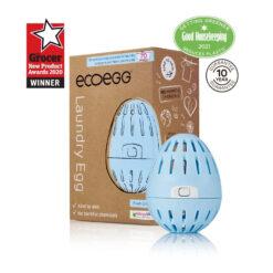 Ecoegg sinine värskuse lõhnaga pesumuna, 70 pesukorda Hooldusvahendid ja tarvikud - HellyK - Kvaliteetsed lasteriided, villariided, barefoot jalatsid