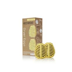 Ecoegg kollane lõhnatu kuivatusmuna, 2tk pakis Hooldusvahendid ja tarvikud - HellyK - Kvaliteetsed lasteriided, villariided, barefoot jalatsid