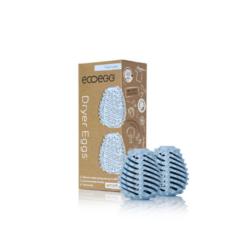 Ecoegg sinine värskuse lõhnaga kuivatusmuna, 2tk pakis Hooldusvahendid ja tarvikud - HellyK - Kvaliteetsed lasteriided, villariided, barefoot jalatsid