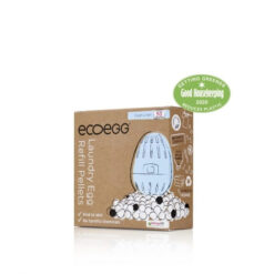 Ecoegg täitegraanulid, sinine värskuse lõhnaga, 50 pesukorda Hooldusvahendid ja tarvikud - HellyK - Kvaliteetsed lasteriided, villariided, barefoot jalatsid