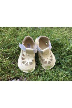 Baby Bare Summer, Canary Laste barefoot jalatsid - HellyK - Kvaliteetsed lasteriided, villariided, barefoot jalatsid