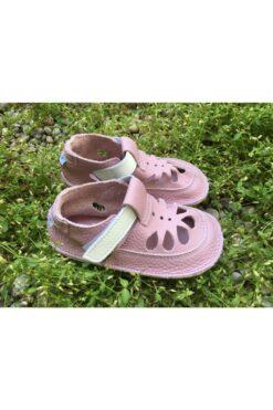 Baby Bare Summer, Candy Laste barefoot jalatsid - HellyK - Kvaliteetsed lasteriided, villariided, barefoot jalatsid