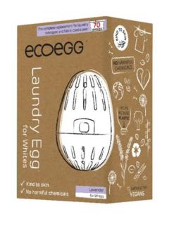 Ecoegg pesumuna Valgele Pesule, 70 pesukorda, Lavendel Hooldusvahendid ja tarvikud - HellyK - Kvaliteetsed lasteriided, villariided, barefoot jalatsid