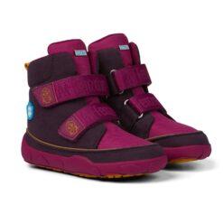 Affenzahn Comfy Jump vegan talvesaapad, Bird Laste barefoot jalatsid - HellyK - Kvaliteetsed lasteriided, villariided, barefoot jalatsid