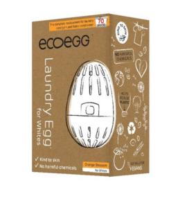 Ecoegg pesumuna Valgele Pesule, 70 pesukorda, Apelsiniõis Hooldusvahendid ja tarvikud - HellyK - Kvaliteetsed lasteriided, villariided, barefoot jalatsid