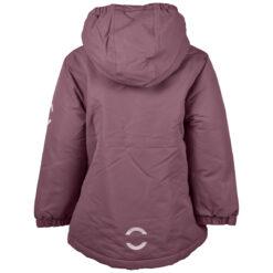 Mikk-Line tüdrukute talvejope, Marron Lasteriided - HellyK - Kvaliteetsed lasteriided, villariided, barefoot jalatsid