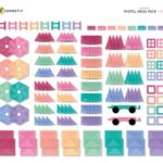 202 Pastel Mega Pack Contents