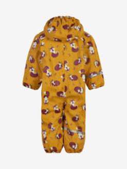 Celavi vihmakombe sooja voodriga, Mineral Yellow Lasteriided - HellyK - Kvaliteetsed lasteriided, villariided, barefoot jalatsid