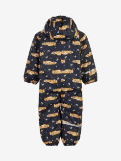 Celavi vihmakombe sooja voodriga, Navy Lasteriided - HellyK - Kvaliteetsed lasteriided, villariided, barefoot jalatsid