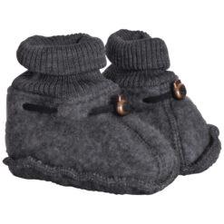 Villafliisist papud, Anthracite Melange Lasteriided - HellyK - Kvaliteetsed lasteriided, villariided, barefoot jalatsid