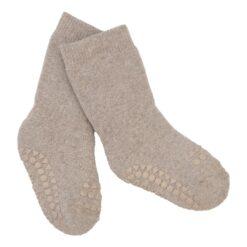 GoBabyGo libisemiskindlad froteesokid, Sand Lasteriided - HellyK - Kvaliteetsed lasteriided, villariided, barefoot jalatsid
