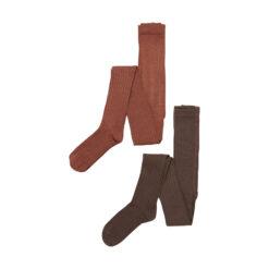 Minymo bambussukkpüksid 2 pakk, Cocoa Brown Lasteriided - HellyK - Kvaliteetsed lasteriided, villariided, barefoot jalatsid