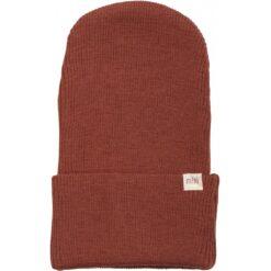 Minimalisma meriinovillane müts, Rhubarb Lasteriided - HellyK - Kvaliteetsed lasteriided, villariided, barefoot jalatsid
