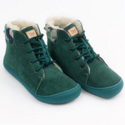 Tikki talvesaapad BEETLE- Cembro Laste barefoot jalatsid - HellyK - Kvaliteetsed lasteriided, villariided, barefoot jalatsid