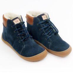 Tikki talvesaapad BEETLE- Levis Laste barefoot jalatsid - HellyK - Kvaliteetsed lasteriided, villariided, barefoot jalatsid